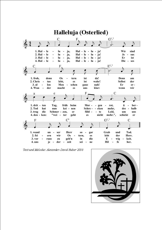 Lieder Ostern Kirche