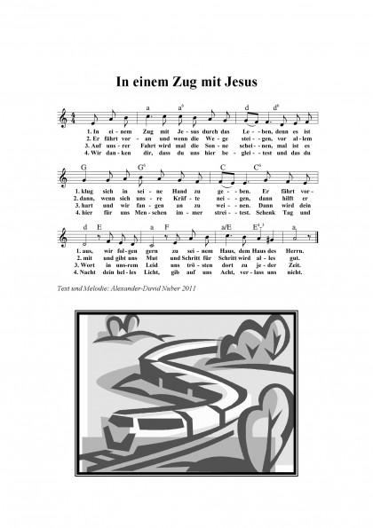 In einem Zug mit Jesus